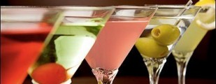 June Martini of the Month - the Cherry Limeade Martini